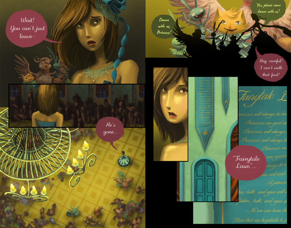 Fairytale Laws by ebonysnowwhite