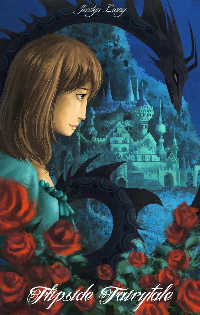 Flipside Fairytale by ebonysnowwhite