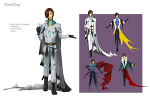 The Prince Costume Designs by ebonysnowwhite