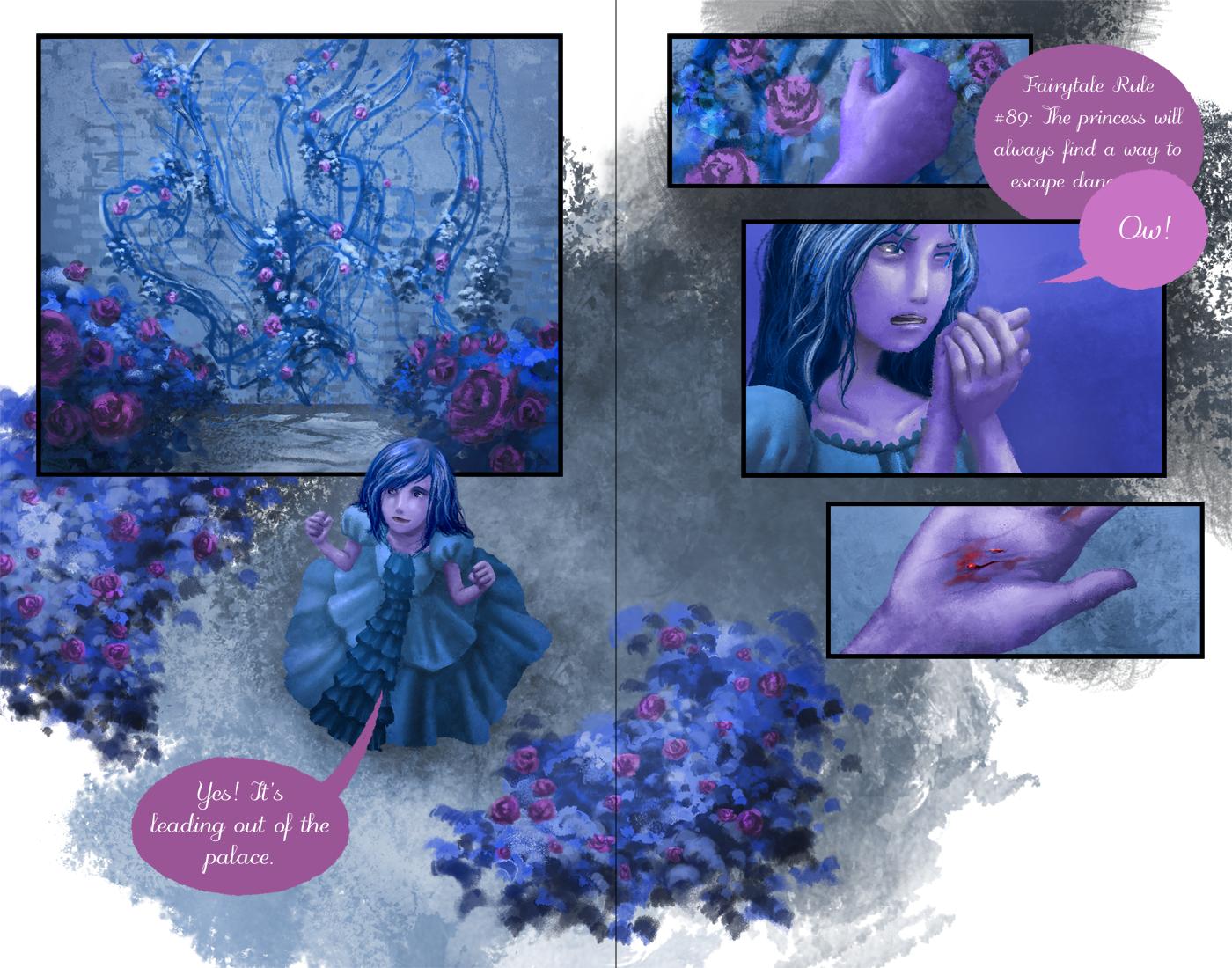 Fairytale Rule #89 by ebonysnowwhite