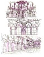Ballroom Designs by ebonysnowwhite