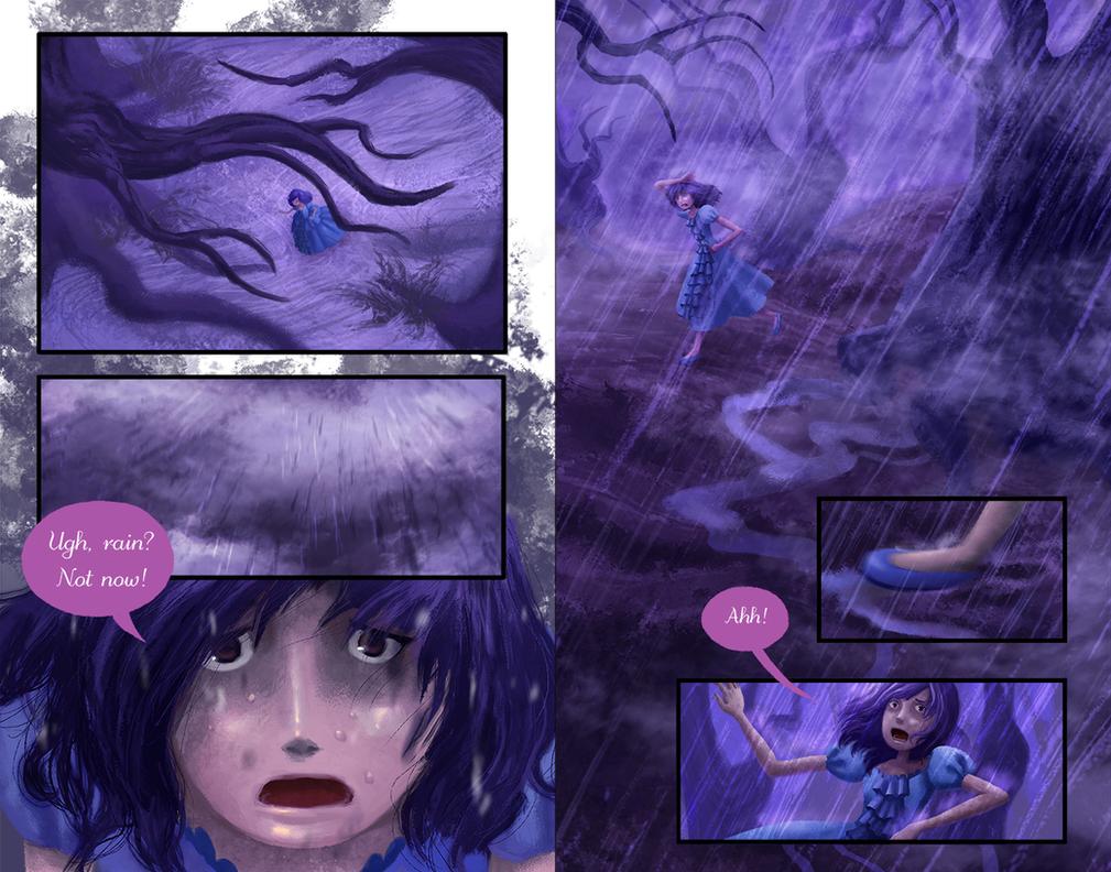 Sick of Fairytales by ebonysnowwhite