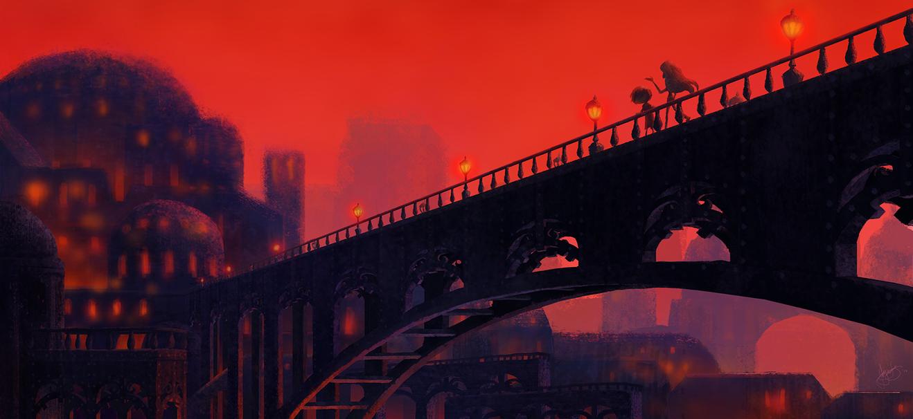 City of Grimm by ebonysnowwhite