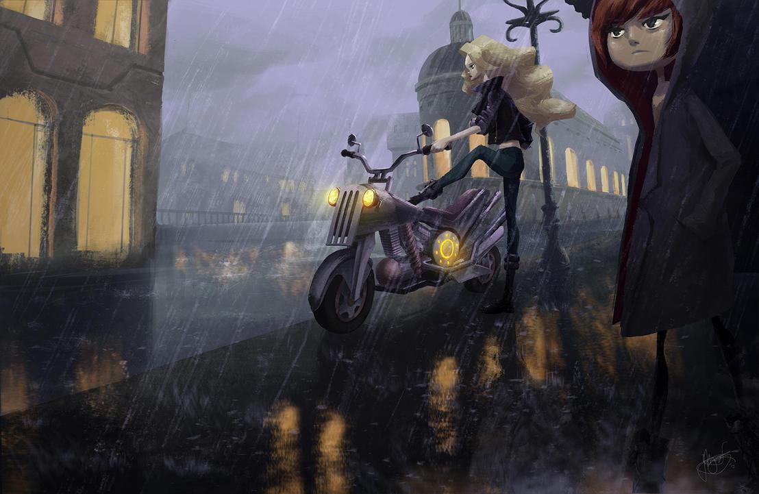 A Grimm Day by ebonysnowwhite