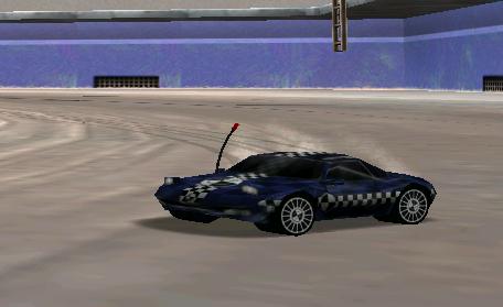 Sprinter XL powerslide by Venomxx97
