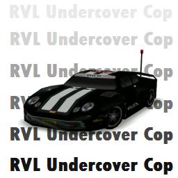 RVL Undercover Cop by Venomxx97