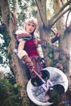 HTTY Dragon 2 - Astrid cosplay