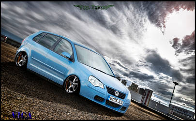 VW Polo Sample by vicadesigner