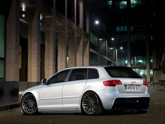 Audi A3 by vicadesigner