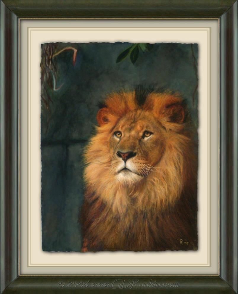 King Of Taronga by GD-litenin