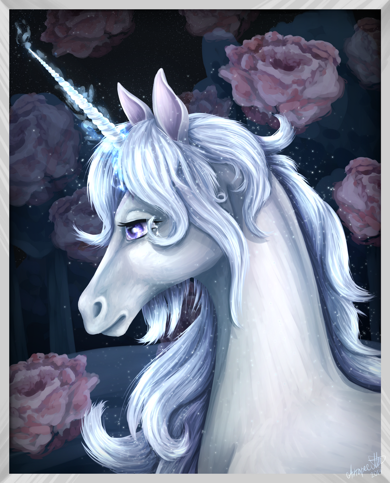 Unicorn's tear by AntharesMK