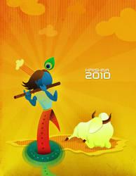 Krishna - The New Avatar by libran005