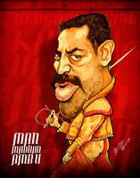 Man Madhan Ambu - Caricature by libran005
