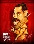 Man Madhan Ambu - Caricature