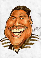 Praveen - Caricature by libran005