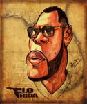 Flo Rida - Caricature