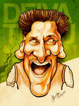 Chiyaan Vikram - Caricature
