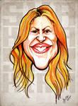 Shakira - Caricature