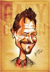 Gary Oldman Caricature