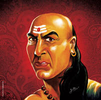 Chanakya by libran005
