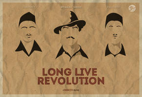 The Revolutionaries by libran005