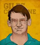 Giles - PopArt Portrait