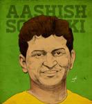 Aashish - PopArt Portrait