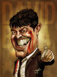 David Billa - Caricature
