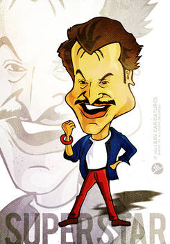 Rajnikanth - Caricature Series