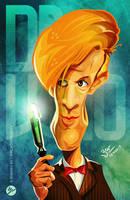 Doctor Who - Matt Smith by libran005