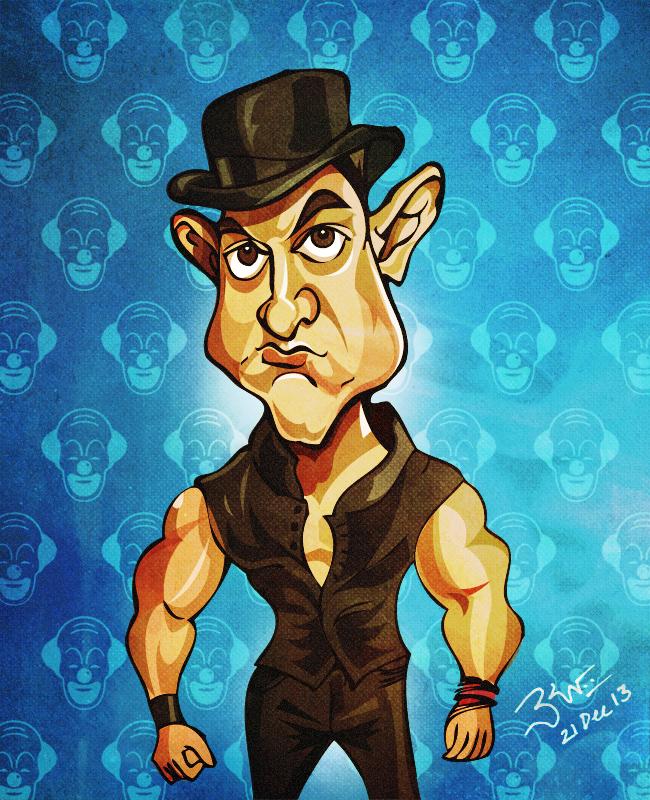 Aamir Khan - Dhoom 3