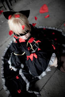 Imitation Black: Len by zerartul