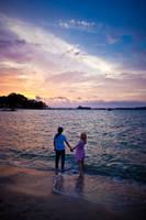 MF: A Beautiful Sunset by zerartul