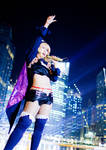 Sheryl Nome: The Stage
