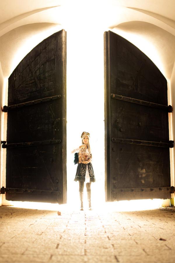 Through the Gates by zerartul