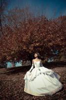 Princess garnet by zerartul