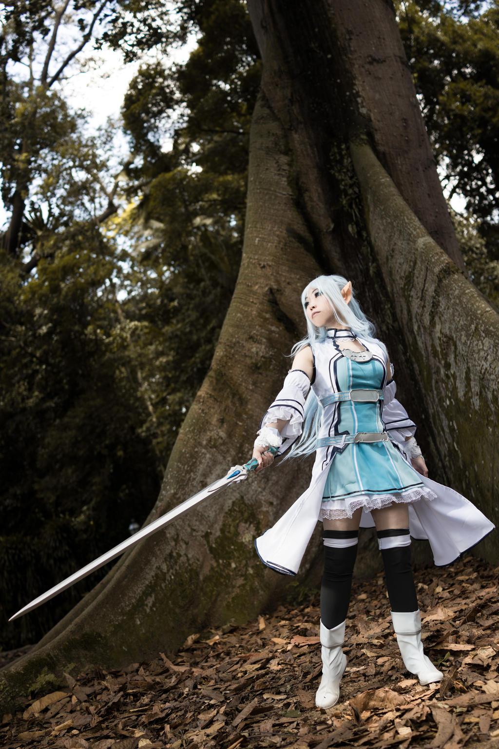 Warrior Maiden: Asuna by zerartul