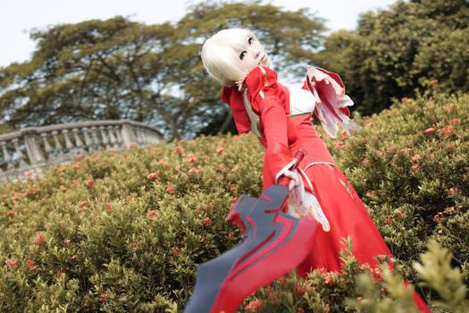 Garden of Flowers: Nero