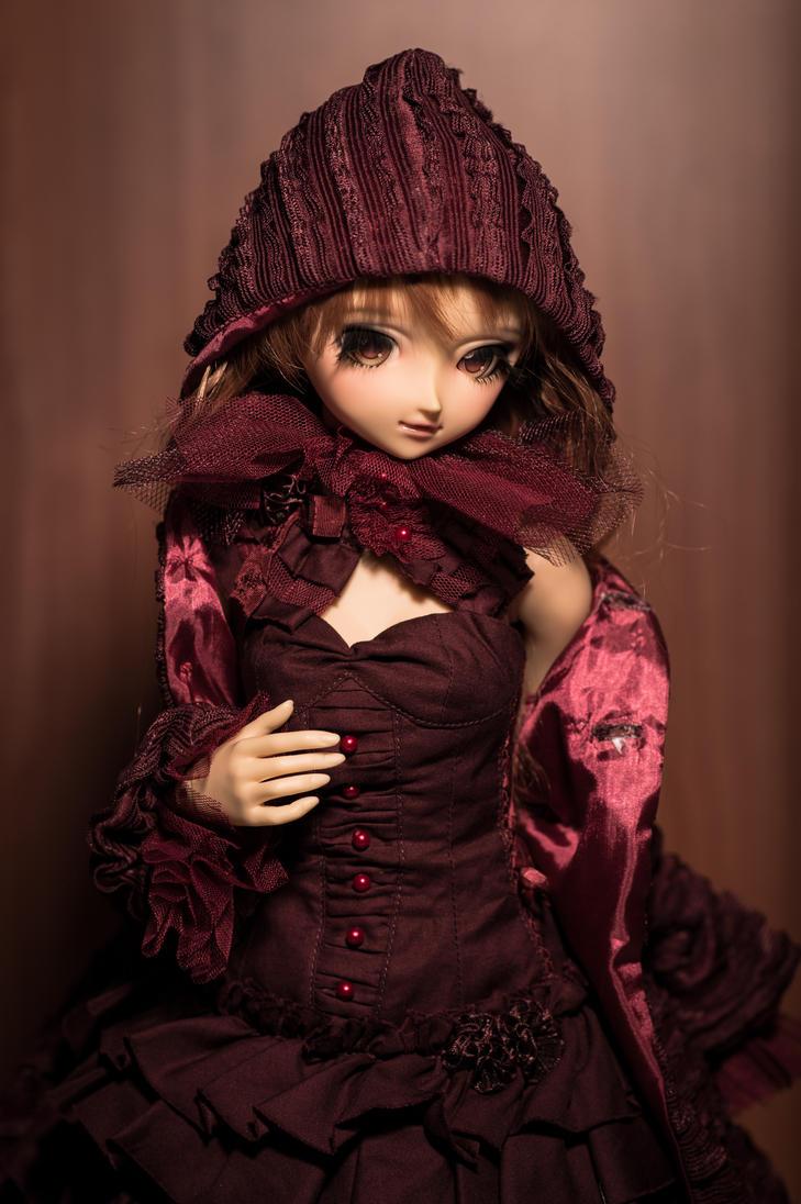 Red Riding Hood by zerartul