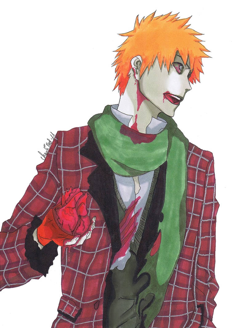 The Dead Can Love Too: Zombie!Ichigo X Reader by