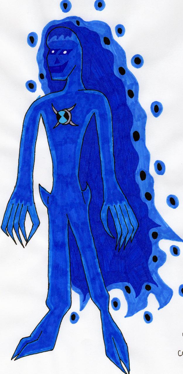 Ben 10 Alien OC: Ultimate Omni (Core Form) by TashaHemlock ...