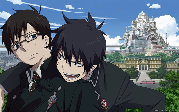 The Trial: Okumura Brothers X Male!Ghoul!Reader by TashaHemlock on