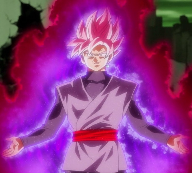 Dancing With a Devil: Goku Black X Male!Reader by