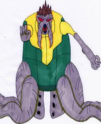 Ultimate Spider Man: Monster Ock