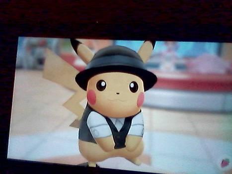 Meet Sabo the Pikachu