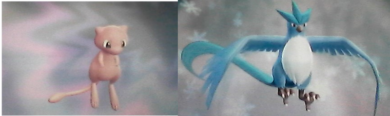 Meet Meliodas the Mew and King the Articuno