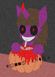 MLP: Crystal Wishes you A Happy Goretober