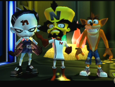 Crash Twinsanity by CrashBandicootFreak