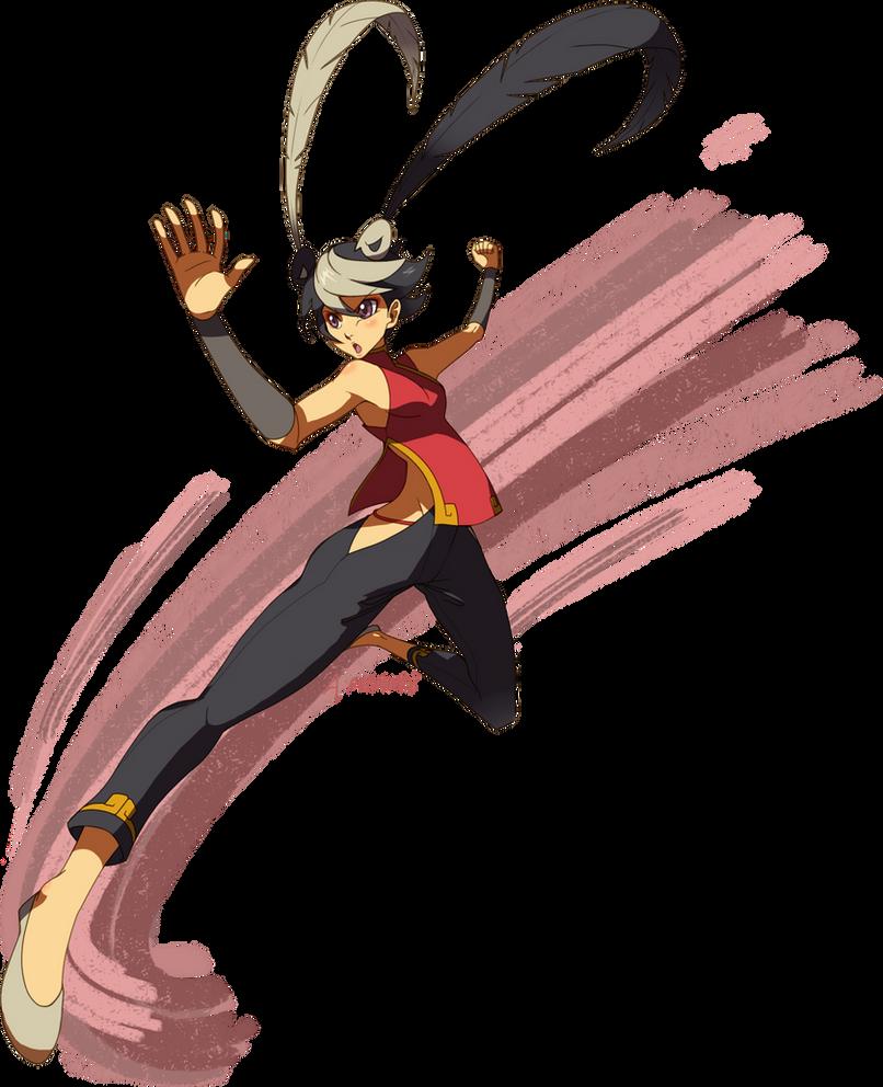 Feng Kick! by A-Pinnari