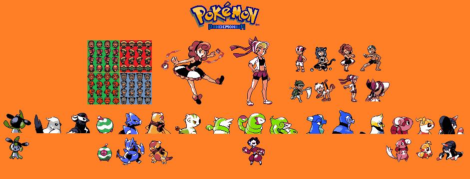 GSC Pokemon PANDEMONIUM by A-Pinnari